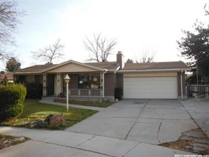 3721 CROWDER CIR West Valley City, UT MLS# 1272739