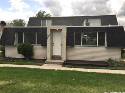 1128 W  4370 S  Taylorsville, UT MLS# 1302556