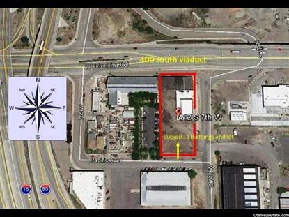 412 S 700  W  Salt Lake City, UT MLS# 1314417