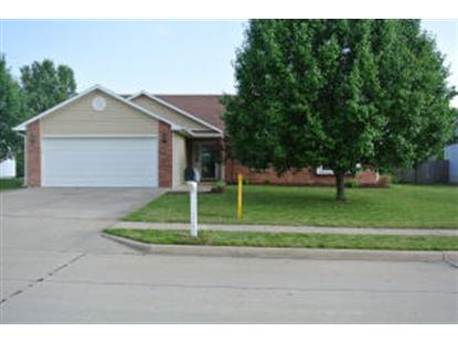 2602 THORNBERRY DR Columbia, MO MLS# 351766