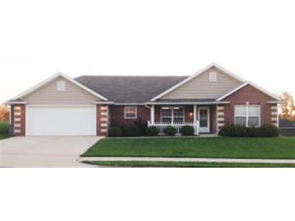 5208 KERSTING CT Columbia, MO MLS# 354322