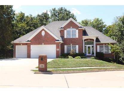 105 HAYWOOD CT Columbia, MO MLS# 365439