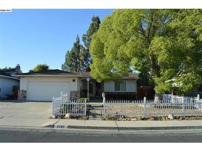 3205 Saint James Pl Antioch, CA MLS# 40664431