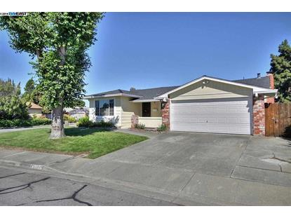 5025 HUTTON ST Fremont, CA MLS# 40664816