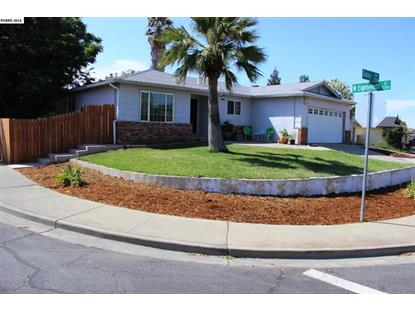1724 DAISY WAY Antioch, CA MLS# 40665851