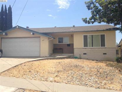Address not provided Antioch, CA MLS# 40665901