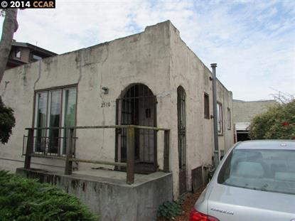 2510 10TH ST Berkeley, CA MLS# 40666659