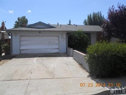 2983 N FRANCISCO WAY Antioch, CA MLS# 40666910