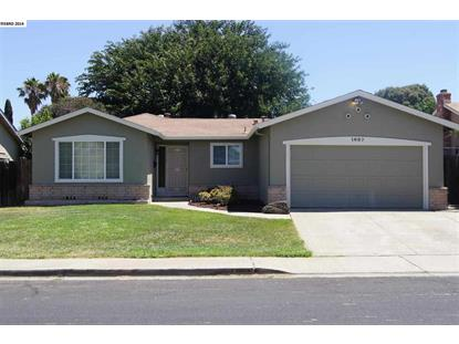 1607 DAISY WAY Antioch, CA MLS# 40667265