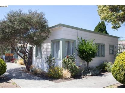 949 DELAWARE ST Berkeley, CA MLS# 40668053