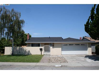 5599 GREELEY PL Fremont, CA MLS# 40669440