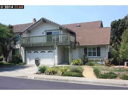 4420 BLACK WALNUT CT Concord, CA 94521 MLS# 40669994