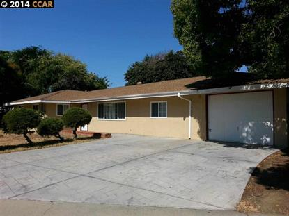 1629 Placer Drive Concord, CA 94521 MLS# 40670597