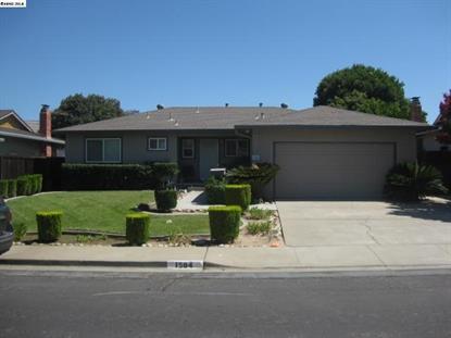 1504 MISSION DR Antioch, CA MLS# 40670629