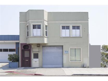816 Alice St. Oakland, CA MLS# 40670836