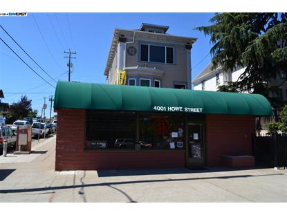 4001 HOWE ST Oakland, CA MLS# 40671776