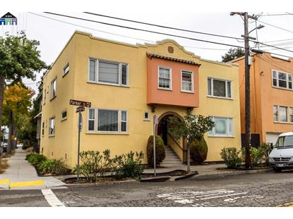 1901 Parker St Berkeley, CA MLS# 40673307