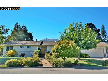 5620 CALISTOGA WAY Clayton, CA MLS# 40673776