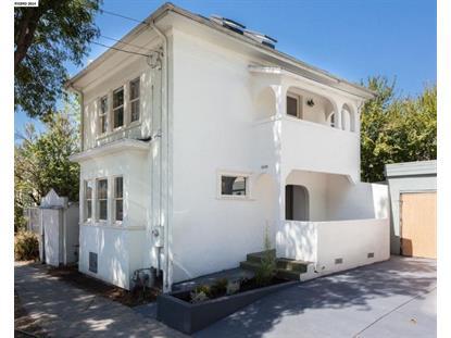 1639 WOOLSEY ST Berkeley, CA MLS# 40673810