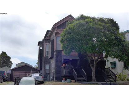1708 Linden St Oakland, CA MLS# 40674874