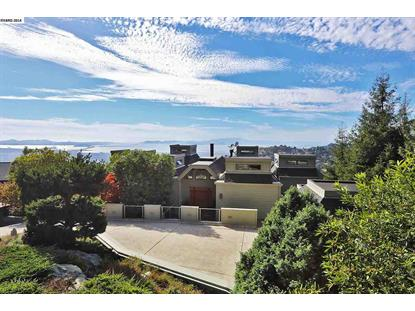 5943 GRIZZLY PEAK BLVD Oakland, CA MLS# 40675186