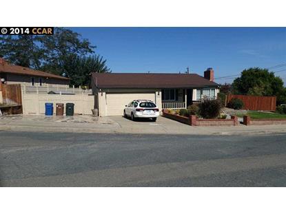 2806 ALCALA ST Antioch, CA MLS# 40676890