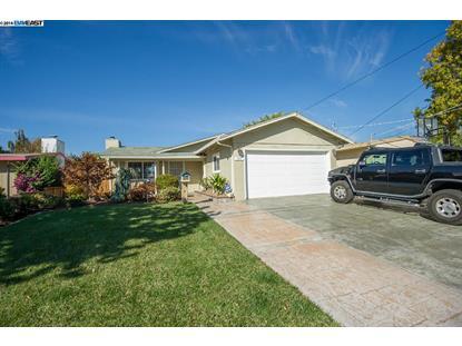 3761 Jamestown Rd Fremont, CA MLS# 40678117