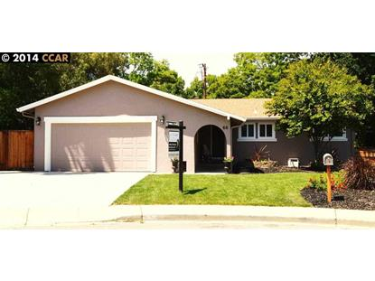 66 MARQUETTE CT Clayton, CA MLS# 40678565