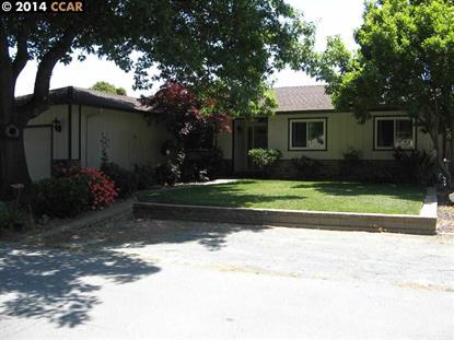 1688 manor ln Concord, CA 94521 MLS# 40679220