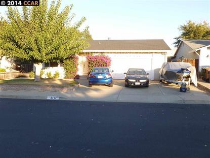 3117 VAN BUREN PL Antioch, CA MLS# 40679898