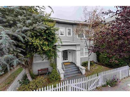 2641 WEBSTER ST Berkeley, CA MLS# 40680569