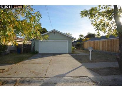 421 W 19TH ST Antioch, CA MLS# 40680842