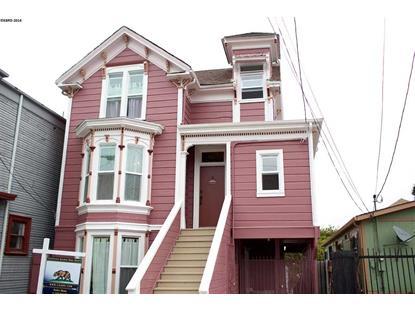 970 21st Street Oakland, CA MLS# 40681293