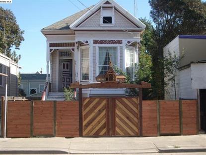 1420 CENTER ST Oakland, CA MLS# 40681370