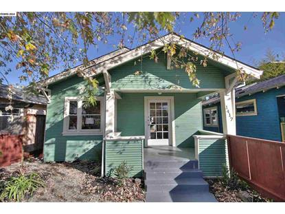 1417 KAINS AVE Berkeley, CA MLS# 40681666
