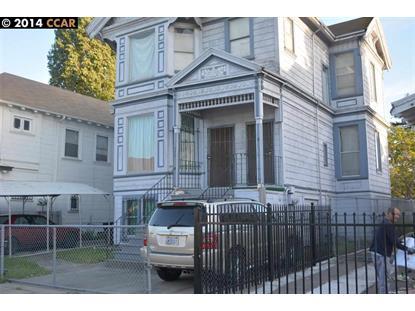 845 19th Street Oakland, CA MLS# 40682061