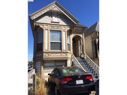 632 MADISON ST Oakland, CA MLS# 40682214