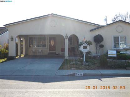 5411 FARINA LN Fremont, CA MLS# 40683611