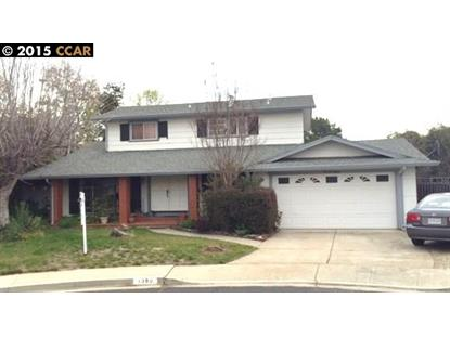 1380 MOSSY CT Concord, CA 94521 MLS# 40683731