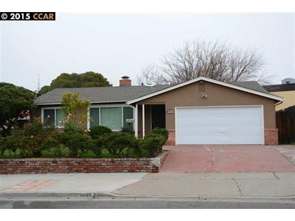 3509 Clayburn Antioch, CA MLS# 40684685
