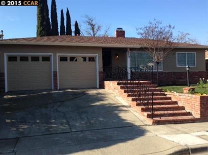 119 CATALINE AVE Antioch, CA MLS# 40684786