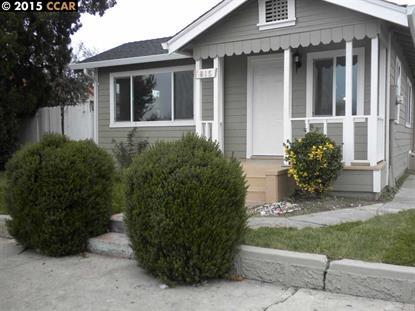 815 L Street Antioch, CA MLS# 40684950