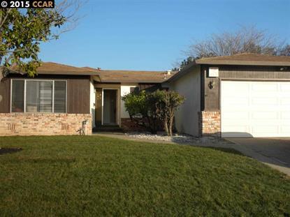 1317 Aster Drive Antioch, CA MLS# 40684951