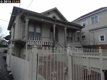 871 21st Street Oakland, CA MLS# 40685100
