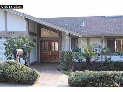 5220 Old Redwood Rd Oakland, CA MLS# 40686772