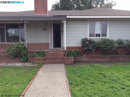 109 W 15TH ST Antioch, CA MLS# 40688061