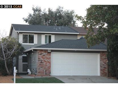 1707 MAGNOLIA WAY Antioch, CA MLS# 40688191