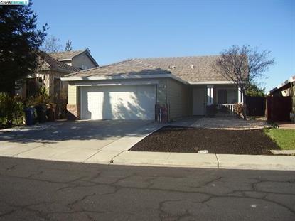1361 WHITE ROCK WAY Antioch, CA MLS# 40688893