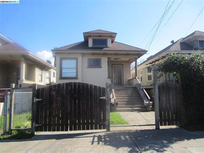 2008 CHESTNUT STREET Oakland, CA MLS# 40690161