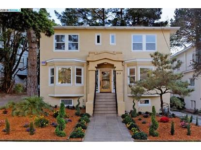 617 WALAVISTA AVE Oakland, CA MLS# 40690427